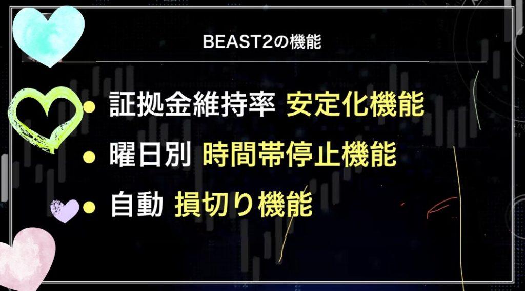 FX自動売買 FX EA 最高利益 最高水準 ビースト2 Beast2