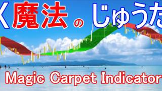 FX Magic Carpet Indicator FX魔法のじゅうたん トレードツール