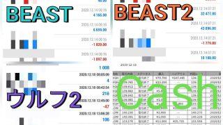 Beast ビースト WOLF ウルフ 2020/12/14-12/18週版