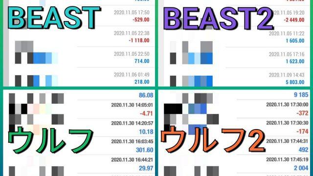 Beast ビースト 11月版